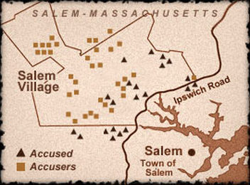 salem life in 1692 the crucible